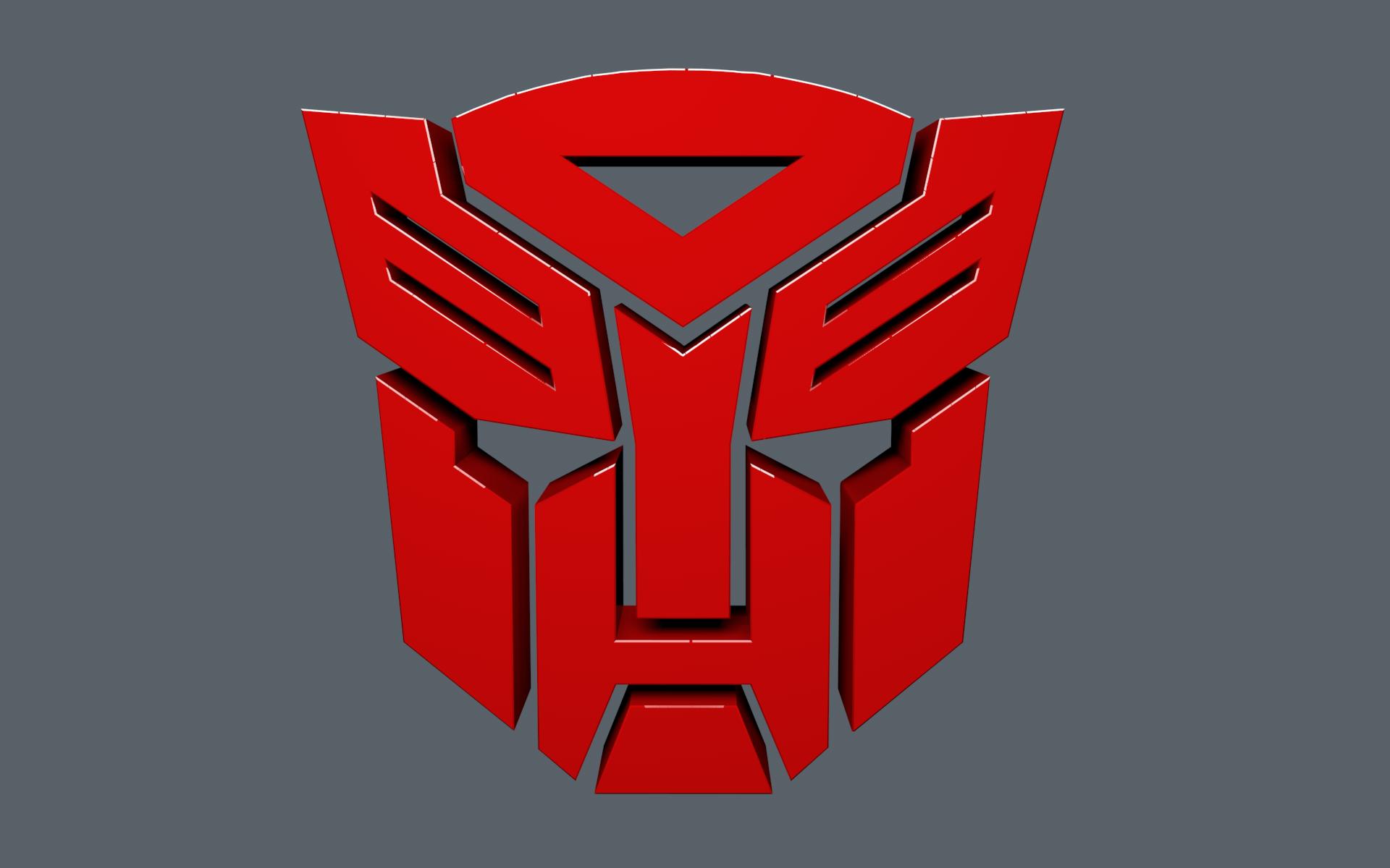 Autobot-Transformers V2-Transparent