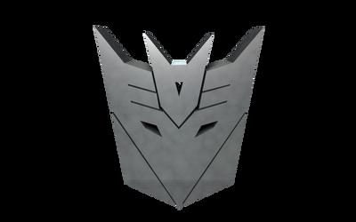 DECEPTICON Logo Transparent V2 by PlaviDemon