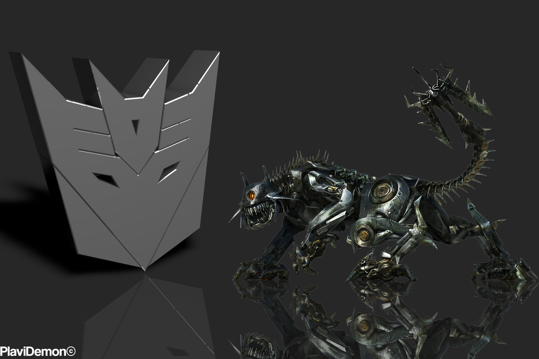 Ravage Transformers (Decepticon) by PlaviDemon