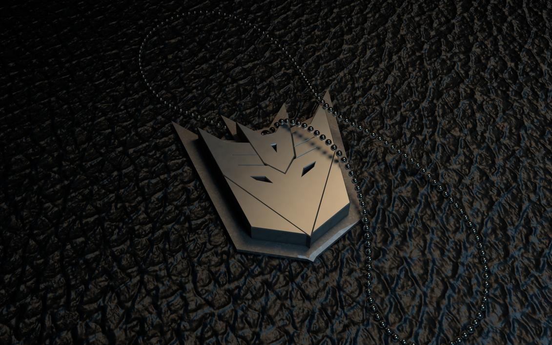 Decepticon Tag by PlaviDemon