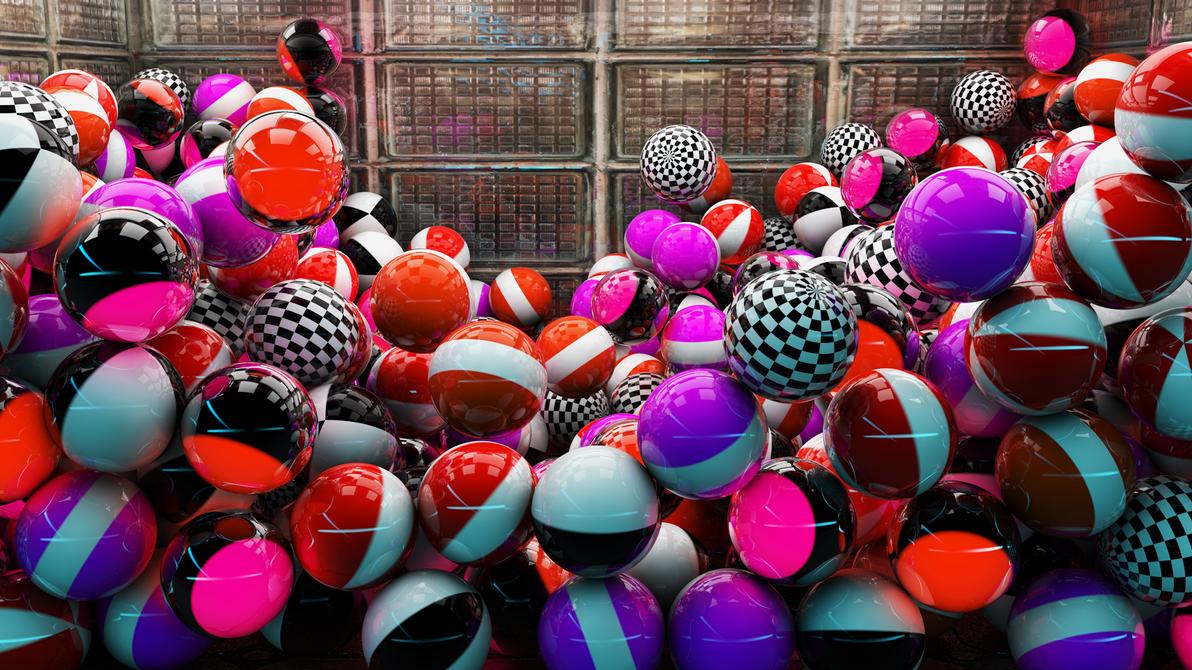 Spheres Haos by PlaviDemon