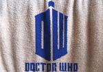 Doctor Who Logo Cloth