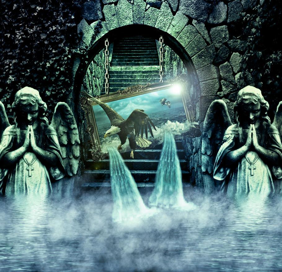 Underworld by PlaviDemon