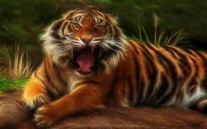 Embo Tiger by PlaviDemon