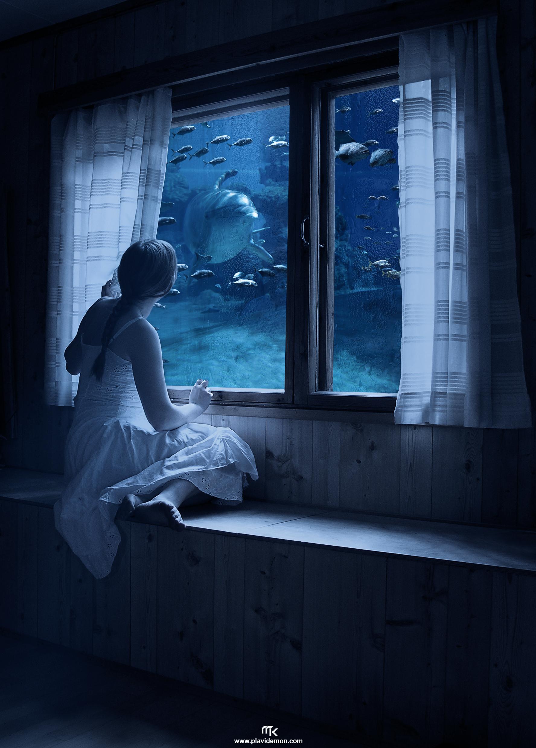 Deep Ocean by PlaviDemon