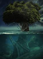 Alone in Depth by PlaviDemon