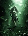 Jungle Huntress Siren