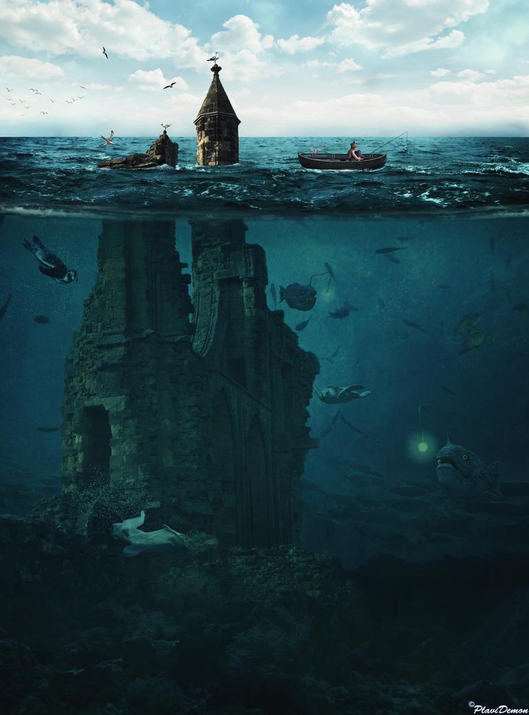 Lost City by PlaviDemon