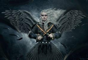 Thyra - Like a Thunder by PlaviDemon