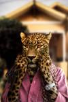 Leopard by PlaviDemon