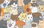 Cat Blobs