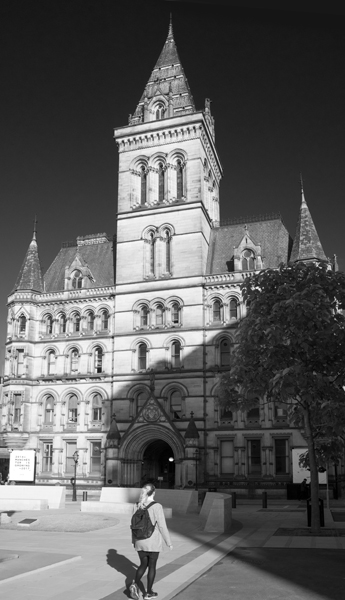 Manchester Town Hall 3221 by filmwaster
