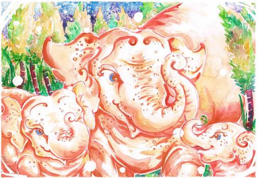 Sawatdee Elephants