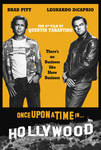 Once Upon a Time in Hollywood - 60's poster by Nicksplosivez