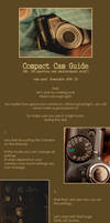 Compact cam basic user guide