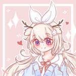 [COMMISSION] #3 / 2021 : Little Deer.