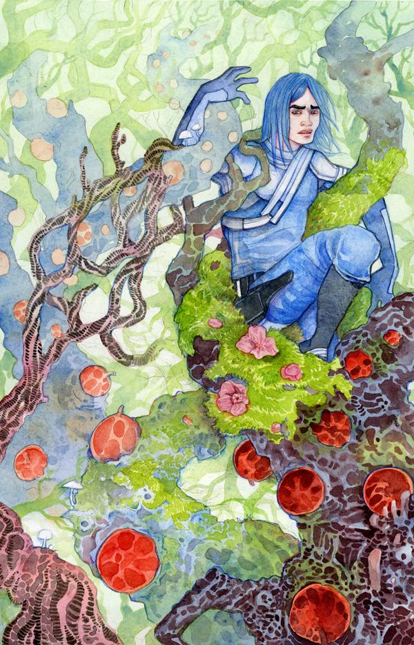Sylvain Of Gandahar By Bluealaris On Deviantart