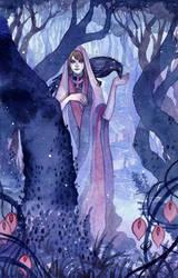 Symone Forest by bluealaris