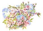 Mantis Bouquet