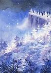 Cold Landscape Study
