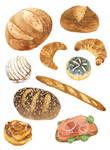 Bread and Toast Studies