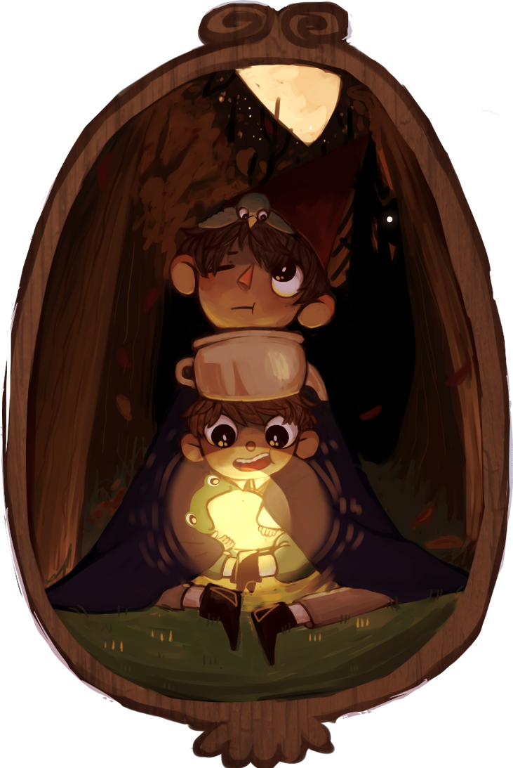 Over The Garden Wall By Torifalls On Deviantart