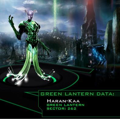 Green Lantern 3 by Proceleon