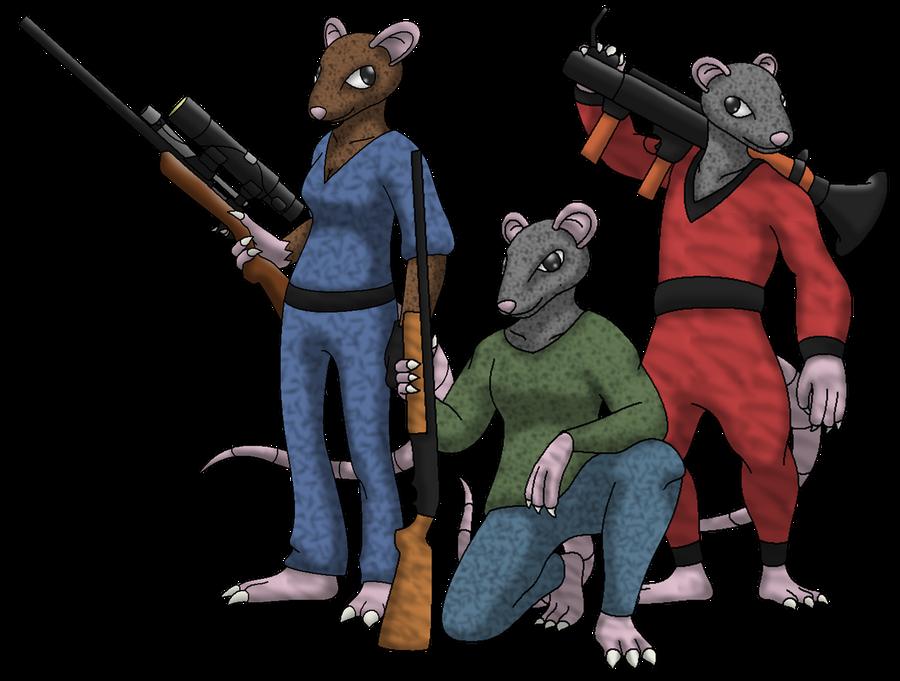 Rat Race By Proceleon On DeviantArt