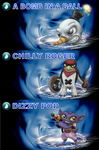 Skylander OCs: Villain - Water