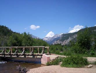 Colorado Mountains by eyenoticed