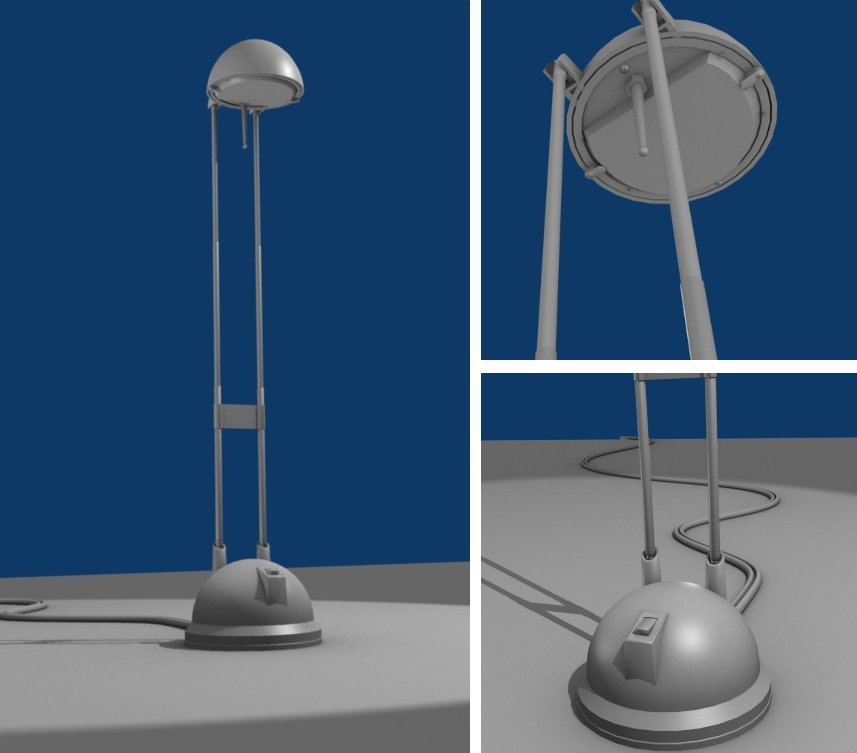 2008.12.31 IKEA Desk Lamp By Nyanginator ...