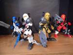 Ninja Tornado Ninja (Ninjago Knockoffs)