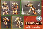 Julius Nex Revamp