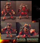 Lava Beast Revamp