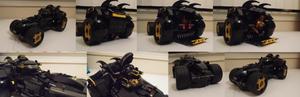 Batmobile Moc