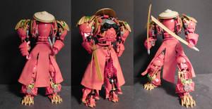 Headless Robotic Samurai