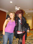 Captain Jack and Me