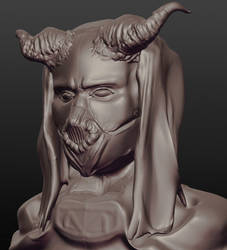 2014 Sculpt by redelice