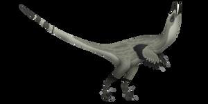 Velociraptor Mating Ritual by Julio-Lacerda
