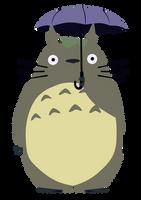 Totoro! by Julio-Lacerda