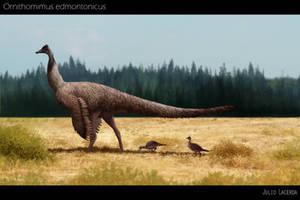 Big Bird by Julio-Lacerda