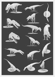 3D Model Contest: Torvosaurus
