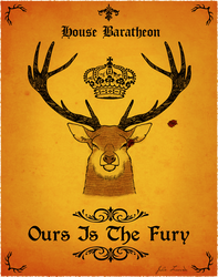 Ours Is The Fury by Julio-Lacerda