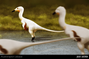 Photobombing Level: Cretaceous by Julio-Lacerda