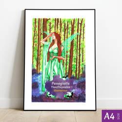 product-original-Artworks-Green-Fairy-A4