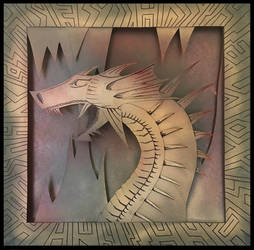Dragon Relief (finished)