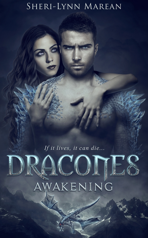 Dracones - Book cover