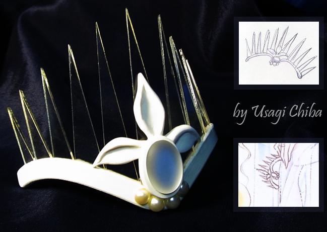 Crown of Princess Serenity by UsagiChiba-Selenit