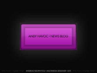 A.H - News Blog Logo