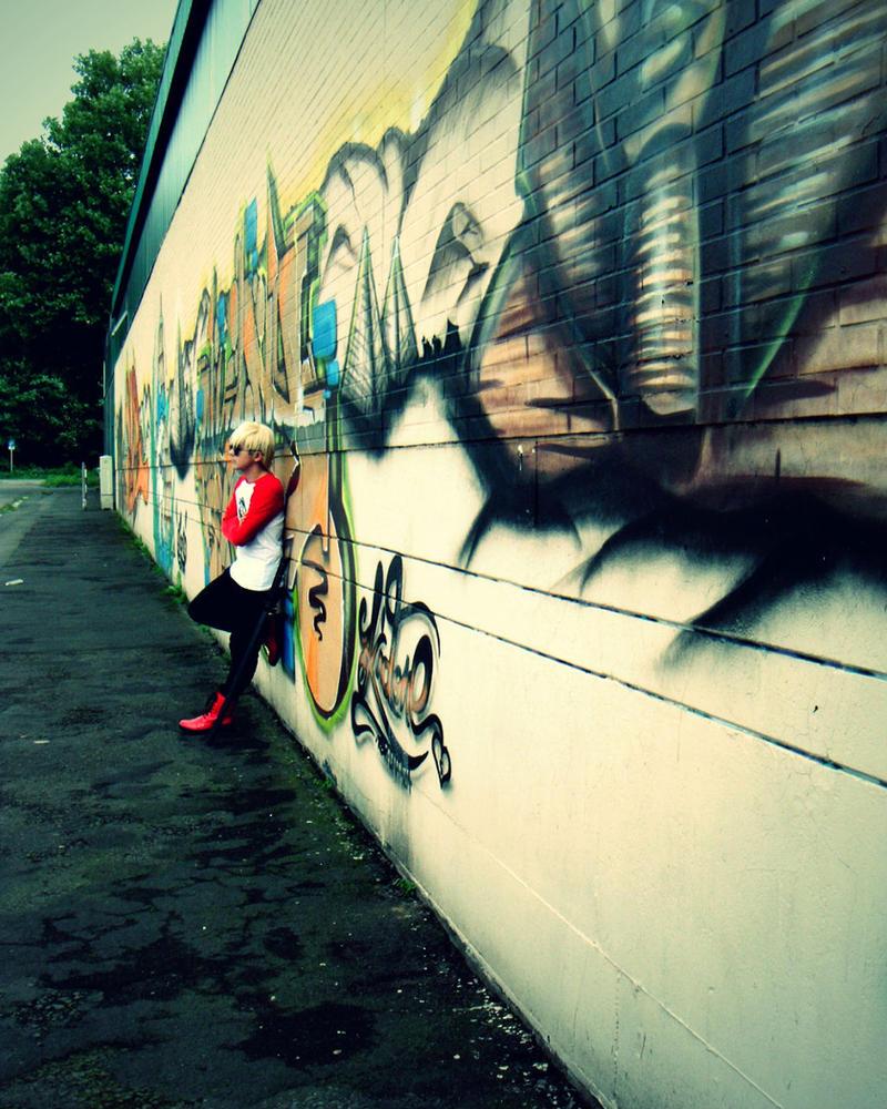 TG: fuck yeah graffiti by lSteve
